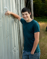 James Gayton Senior Portraits