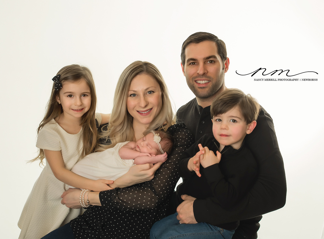 Toutine Family of 5 photos