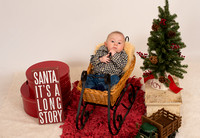 Jackson Tifft 4 Month Portraits