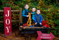 Rand Kids Xmas Portraits
