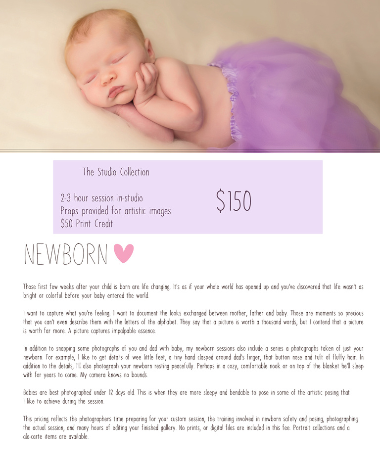 Newborn Page