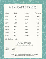 Ala Carte Pricing
